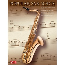 Cherry Lane Popular Sax Solos  39 Sax Solos from Hit Songs