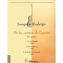 Schott Por Los Campos De Espana (Solo Guitar Ediciones Joaquin Rodrigo) Schott Series by Joaquin Rodrigo