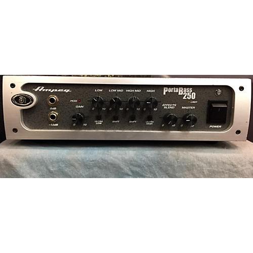 Ampeg PortaBass 250 Bass Amp Head-thumbnail