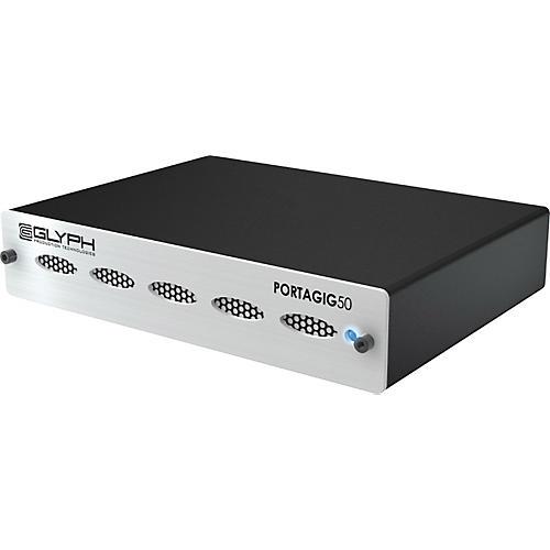 Glyph PortaGig 50 FireWire/USB 2.0/E Sata External Hard Drive