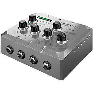 Aphex Portable 4-Channel Headphone Amplifier by