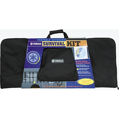 Yamaha Portable Keyboard Survival Kit 2 with Learn to Play CD-thumbnail
