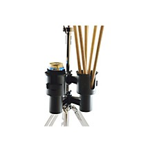 RoboCup Portable Musician Drink Caddy and Drum Stick Holder