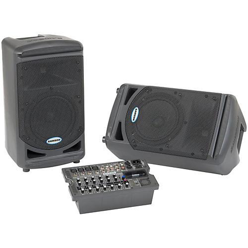Samson Portable PA System w/ iPod Dock-thumbnail