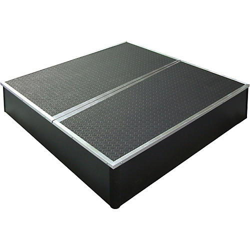 Control Acoustics Portable Stage with Rubber Diamond Mat Surface-thumbnail