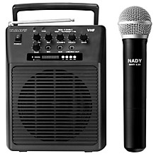 Nady Portable Wireless Instrument PA Full-Range Bluetooth Speaker System