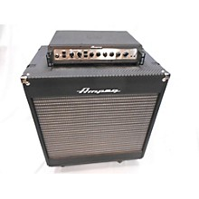 Ampeg Portaflex PF500 And PF115HE Combo Bass Combo Amp