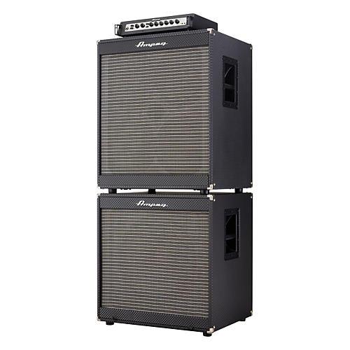 Ampeg Portaflex PF800 Head, PF-410HLF 4x10/PF-115LF 1x15 800W Bass Amp Stack-thumbnail