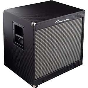Ampeg Portaflex Series PF-115LF 1x15 400 Watt Bass Speaker Cabinet