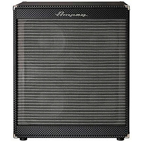 Ampeg Portaflex Series PF-410HLF 4x10 800W Bass Speaker Cabinet Black