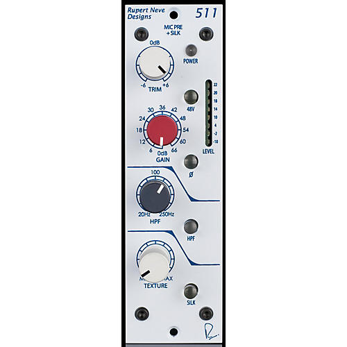 Rupert Neve Designs Portico 511 500-Series Mic Preamp with Texture Control-thumbnail