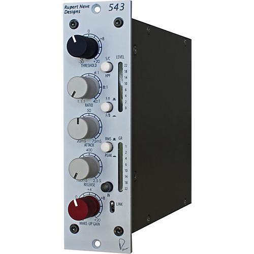 Rupert Neve Designs Portico 543: 500 Series Mono Compressor