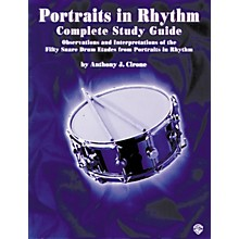 Alfred Portraits in Rhythm Study Guide