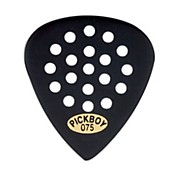 Pick Boy Pos-a-Grip Black Jazz Guitar Picks (10-pack)