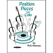 Alfred Position Pieces for Cello Book 2
