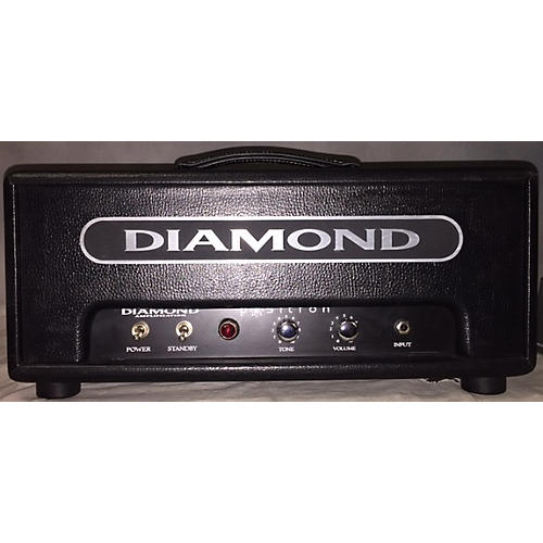 Diamond Amplification Positron Vanguard Series 18W Tube Guitar Amp Head