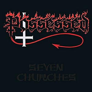 Possessed - Seven Churches: Splatter Vinyl by