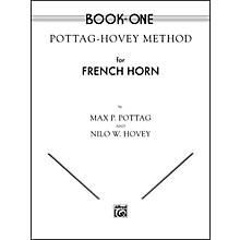 Alfred Pottag-Hovey Method for French Horn Book I