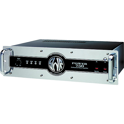 SWR Power 750 Power Amp