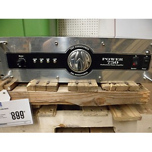 Pre-owned SWR Power 750 USA Bass Power Amp by SWR