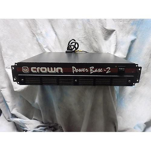 Crown Power Base-2 Power Amp