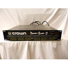 Crown Power Base 2 Power Amp