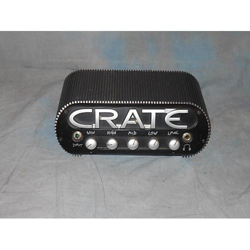 Crate Power Block Bass Amp Head-thumbnail