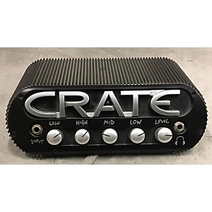 Pre-owned Crate Power Block CPB150 Solid State Guitar Amp Head