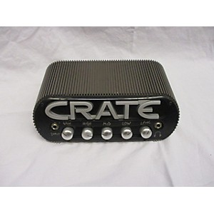 Pre-owned Crate Power Block Solid State Guitar Amp Head by Crate