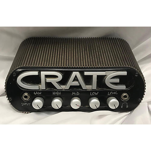 Powerblock Used: Used Crate Power Block Solid State Guitar Amp Head