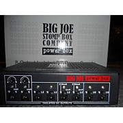 Big Joe Stomp Box Company Power Box Pedal Board