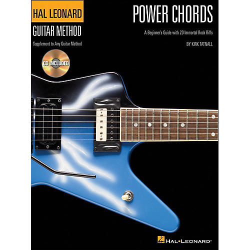 Hal Leonard Power Chords (Book/CD) - Hal Leonard Guitar Method Supplement