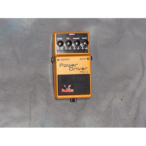 Boss Power Driver PW-2 Effect Pedal