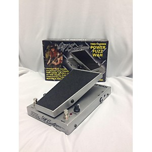 Pre-owned Morley Power Fuzz Wah Cliff Burton Bass Effect Pedal