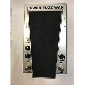 Pre-owned Morley Power Fuzz Wah Cliff Burton Effect Pedal
