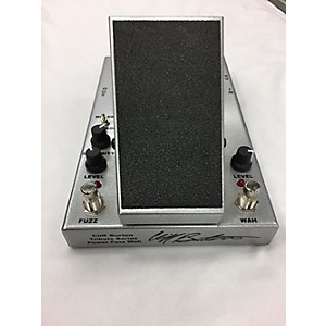 Pre-owned Morley Power Fuzz Wah Cliff Burton Signature Effect Pedal