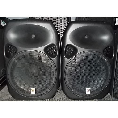 used rockville power gig sound package guitar center. Black Bedroom Furniture Sets. Home Design Ideas