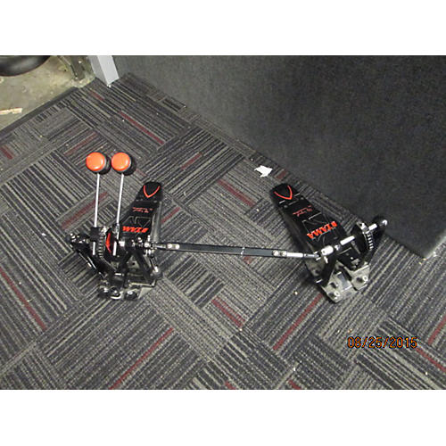 Tama Power Glide Black And Red Double Bass Drum Pedal-thumbnail