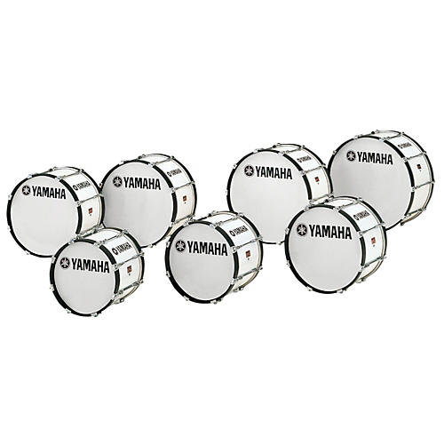 Yamaha Power-Lite Marching Bass Drum-thumbnail