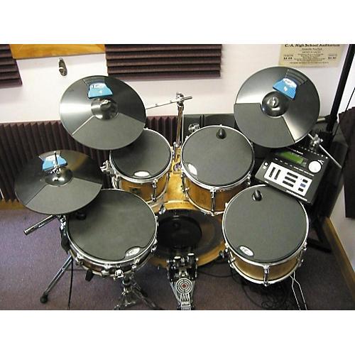Traps Drums Power Pads Fusion Set