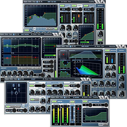 Wave Arts Power Suite Bundle - AAX DSP Software Download