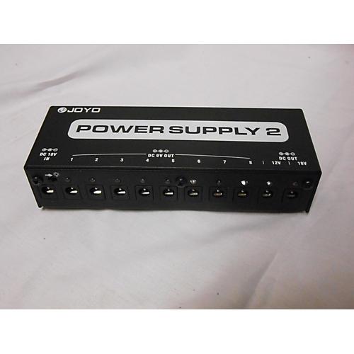 used joyo power supply 2 pedal guitar center. Black Bedroom Furniture Sets. Home Design Ideas