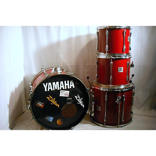 Yamaha Power V Special Drum Kit