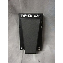 Morley Power Wah Effect Pedal