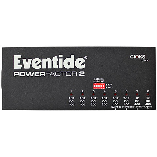 Eventide PowerFactor 2 Guitar Effects Pedal-thumbnail