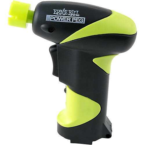 Ernie Ball PowerPeg Battery Powered String Winder-thumbnail