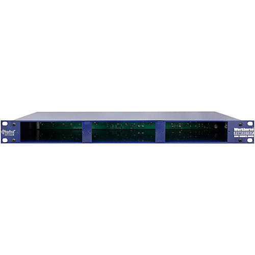 Radial Engineering PowerStrip 500 Series 3-Slot Power Rack