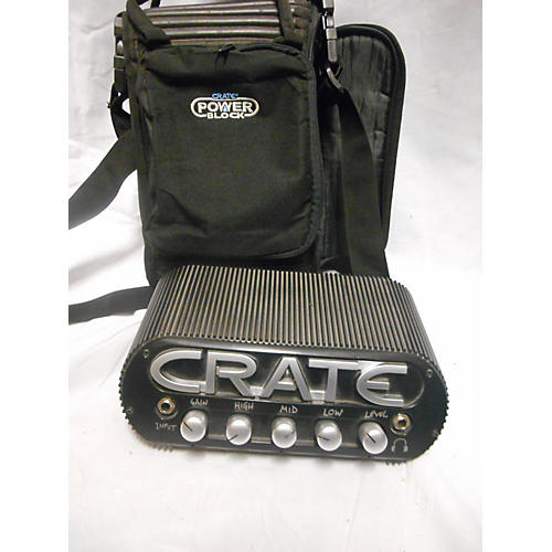 Crate Powerblock Solid State Guitar Amp Head