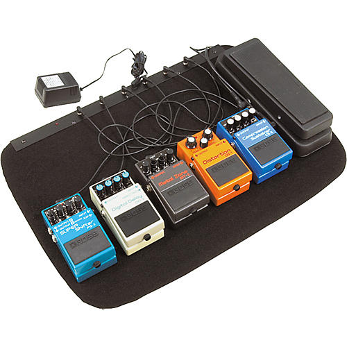 musician 39 s gear powered pedal board and gig bag guitar center. Black Bedroom Furniture Sets. Home Design Ideas