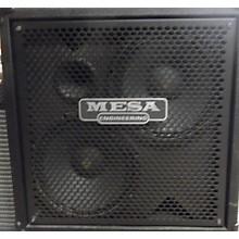 Mesa Boogie Powerhouse 2x12 4Ohm 600W Bass Cabinet
